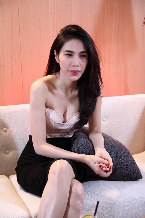 thuy tien phu nhan chuyen ghen tuong voi cong vinh - 3