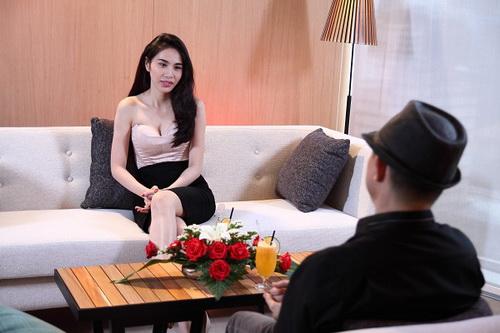 thuy tien phu nhan chuyen ghen tuong voi cong vinh - 4