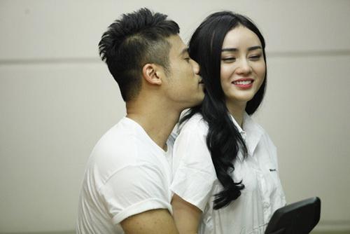"""ngam bao yen """"thoi xa vang"""", ngoc minh idol hon hotgirl - 14"""