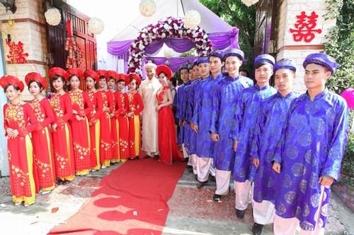 Sao Việt chuộng lễ ăn hỏi kiểu truyền thống-16