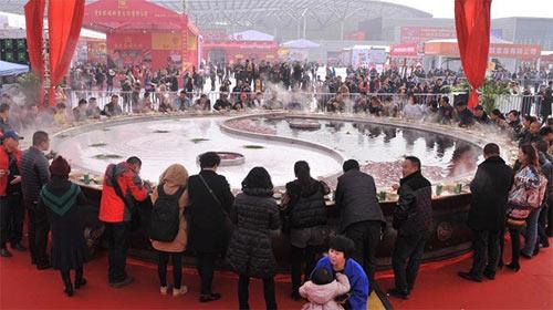 Chiêm ngưỡng nồi lẩu 'khủng' nhất thế giới nặng 31 tấn-5