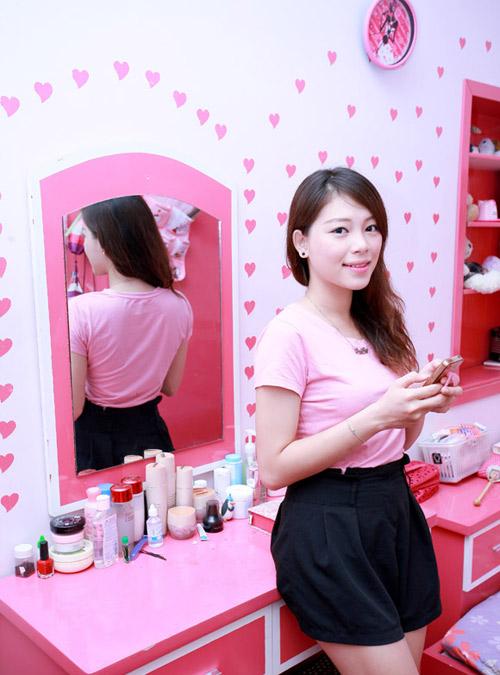 tham quan phong ngu hong lang man 4 hot girl xinh xan - 15