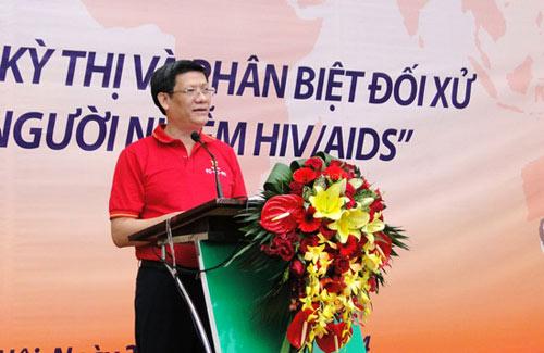 dai dich hiv/aids dang quay lai viet nam - 1