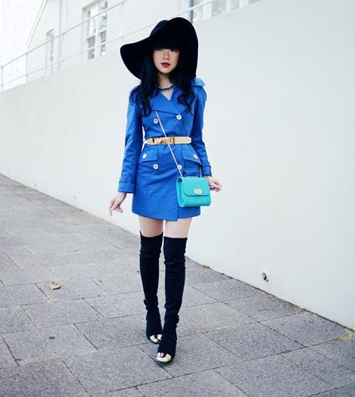 blogger thoi trang noi tieng the gioi den viet nam - 2