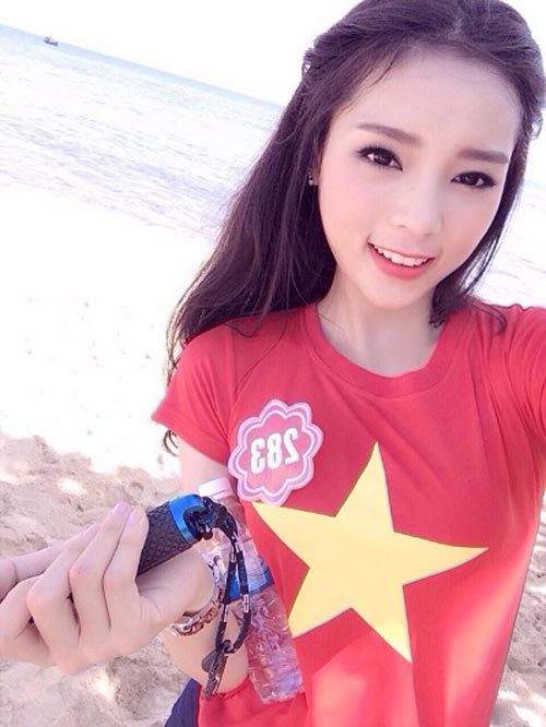 net xinh yeu cua thi sinh it tuoi nhat hh viet nam 2014 - 8