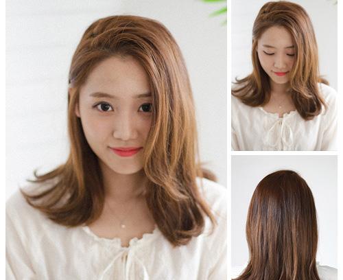 """""""Bắt sóng"""" những mẫu tóc mới nhất năm 2015 - 15"""
