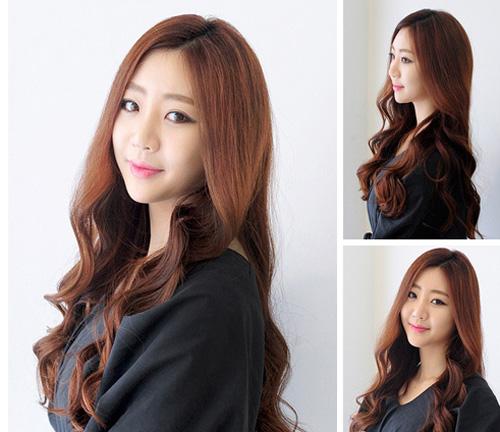 """""""Bắt sóng"""" những mẫu tóc mới nhất năm 2015 - 2"""