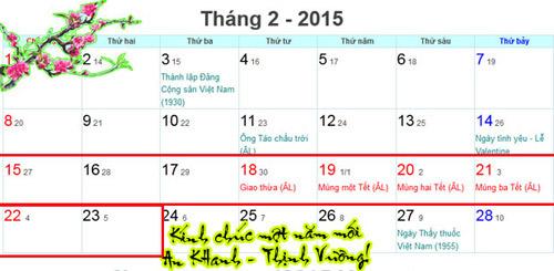 chot phuong an nghi tet 2015 - 1