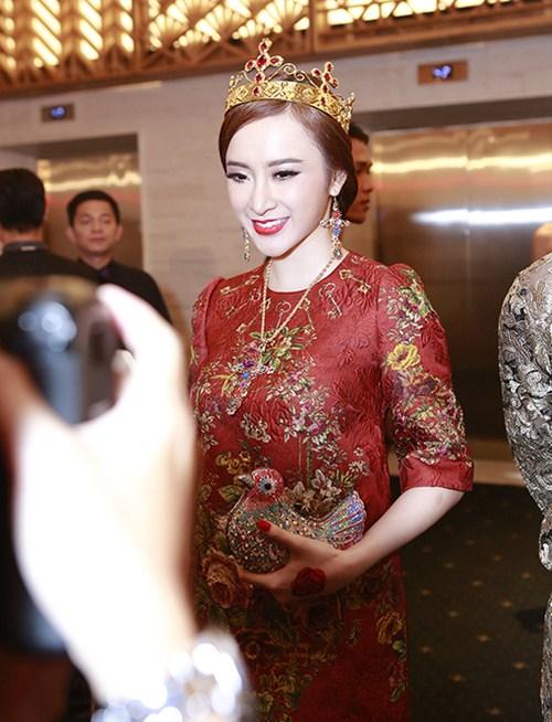 angela phuong trinh long lay nhu nu than - 1