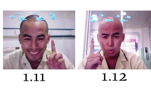 "cap doi tran thanh - mai ho ""guong vo lai lanh""? - 12"