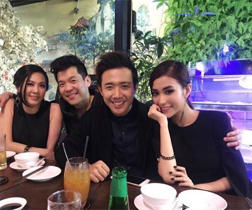 "cap doi tran thanh - mai ho ""guong vo lai lanh""? - 3"
