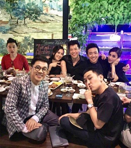 "cap doi tran thanh - mai ho ""guong vo lai lanh""? - 4"