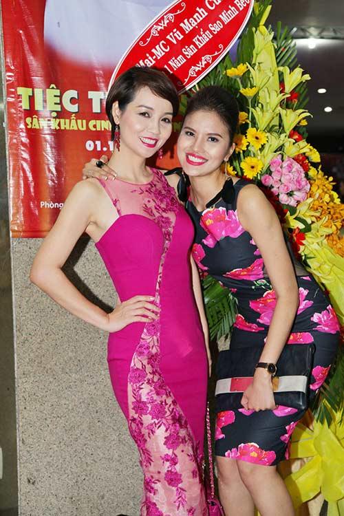 """truong hai van, le thi phuong cung do """"mau me"""" - 10"""