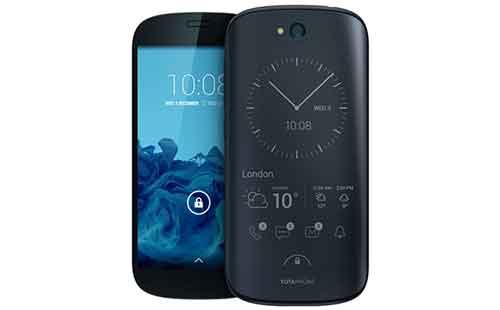 smartphone 2 man hinh yotaphone 2 chinh thuc ra mat - 1