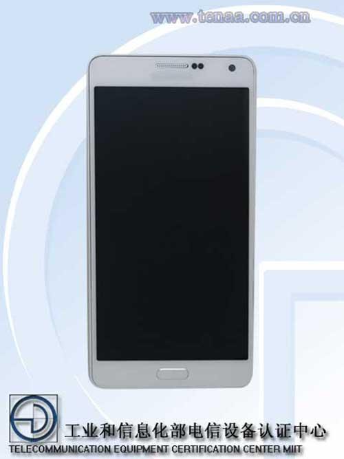 lo dien galaxy a7: smartphone mong nhat tu truoc toi nay cua samsung - 1