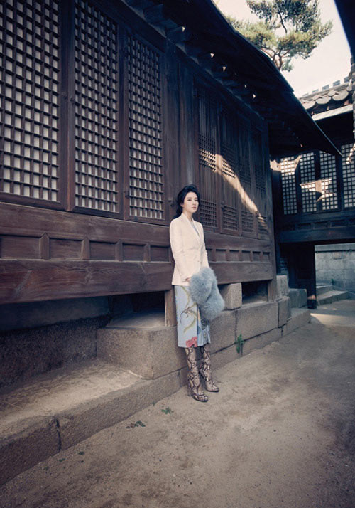 "lee young ae ""kim co giao duyen"" - 5"