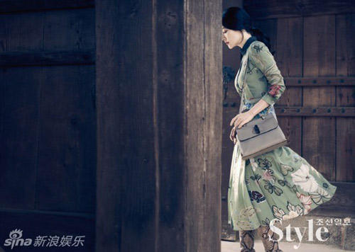 "lee young ae ""kim co giao duyen"" - 1"