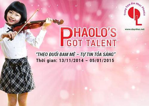 thoa suc dam me cung phaolo's got talent - 1
