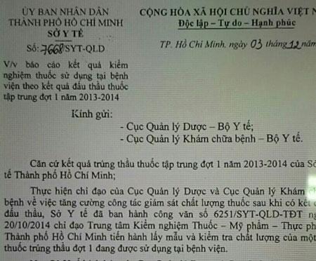 thuoc trung thau vao benh vien tai tp.hcm dat chat luong - 1
