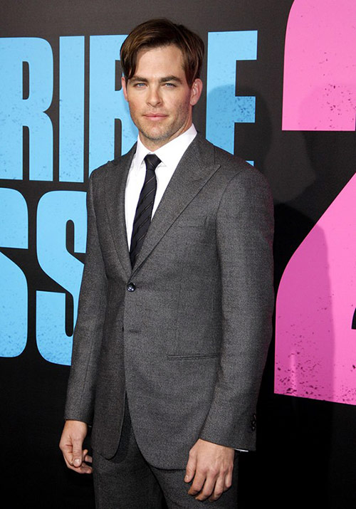 "chris pine hoa ""vi sep ly tuong"" trong horrible bosses 2 - 1"