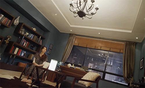 """mo xe"" nha dep ma chat lu trong phim ""my nu tai sinh"" - 4"