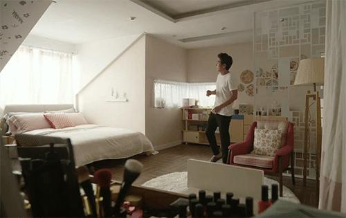 """mo xe"" nha dep ma chat lu trong phim ""my nu tai sinh"" - 14"