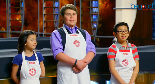 masterchef junior: gordon, joe va graham bi… phat - 1