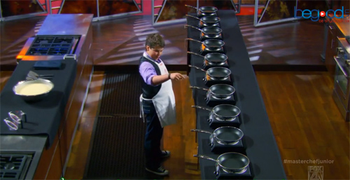 masterchef junior: gordon, joe va graham bi… phat - 3