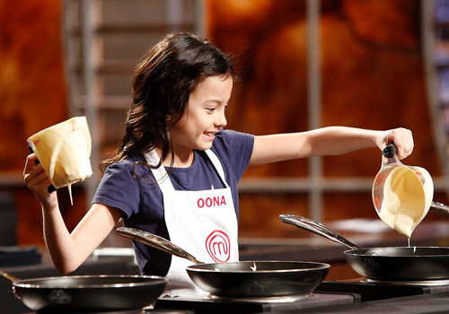 masterchef junior: gordon, joe va graham bi… phat - 5