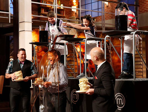 masterchef junior: gordon, joe va graham bi… phat - 6