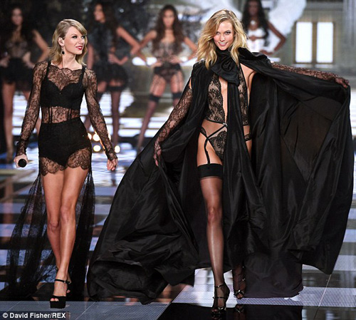 lo anh taylor swift hon moi karlie kloss - 4