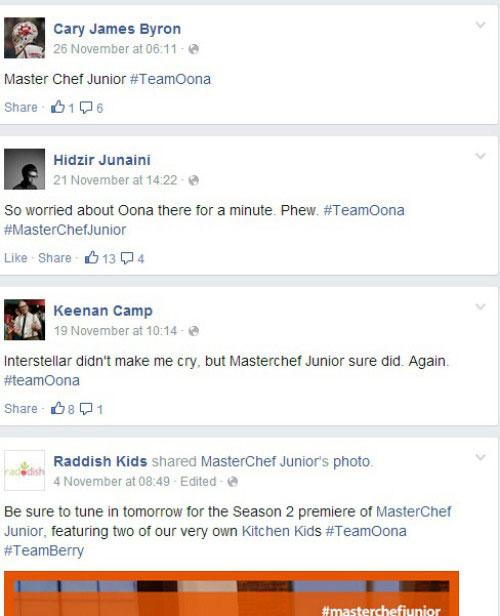 "masterchef junior: oona duoc gordon nhan lam ""con dau"" - 9"