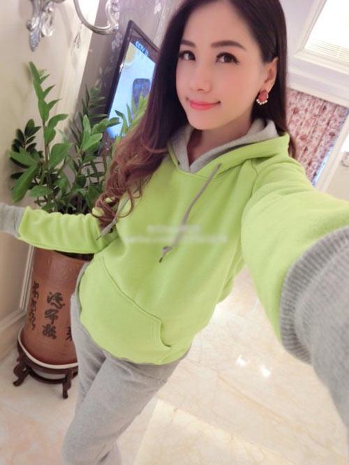 say dam voi ve dep cua hotgirl tq mang bau song thai - 9