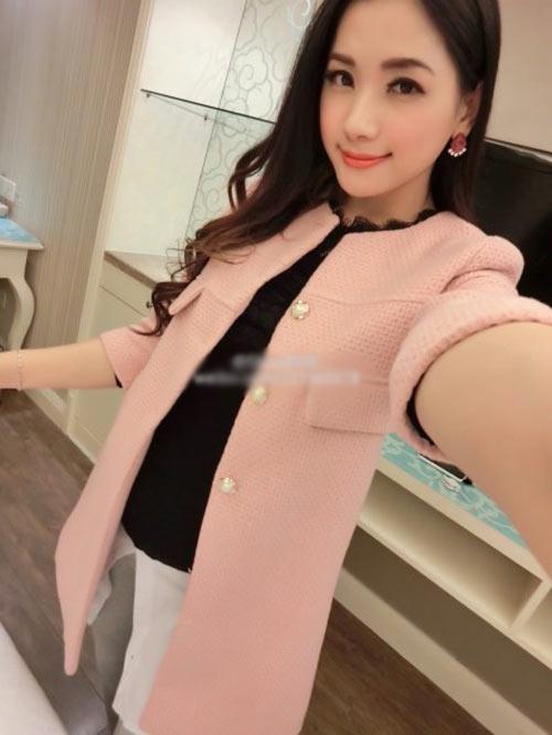 say dam voi ve dep cua hotgirl tq mang bau song thai - 12