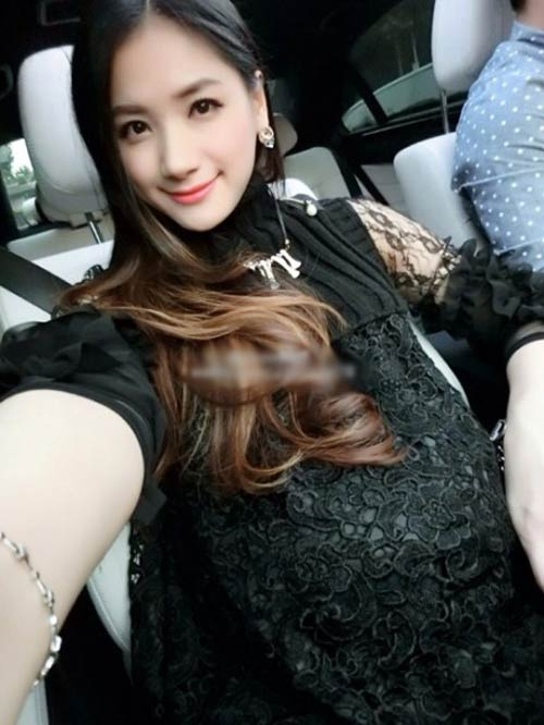 say dam voi ve dep cua hotgirl tq mang bau song thai - 5