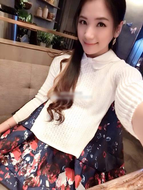say dam voi ve dep cua hotgirl tq mang bau song thai - 8
