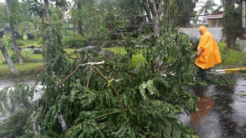 philippines: 27 nguoi thiet mang vi sieu bao hagupit - 3
