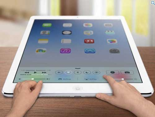 ro ri thong tin ve ipad mini 4 va ipad khong lo cua apple - 1