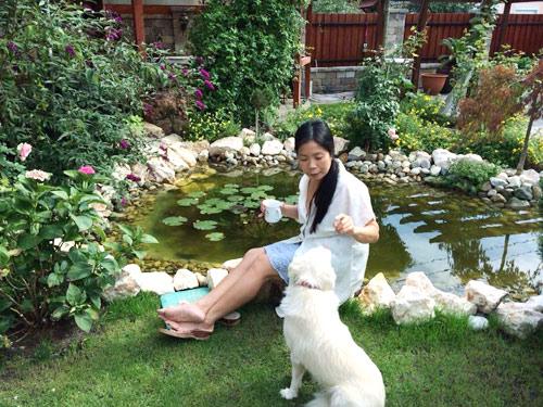 Mảnh vườn Việt đáng ngưỡng mộ trên đất Hungary - 6