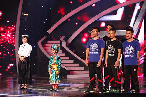 "cau be ""thi mau"" tien thang vao chung ket got talent - 7"