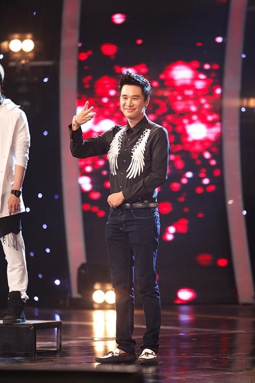 "cau be ""thi mau"" tien thang vao chung ket got talent - 4"