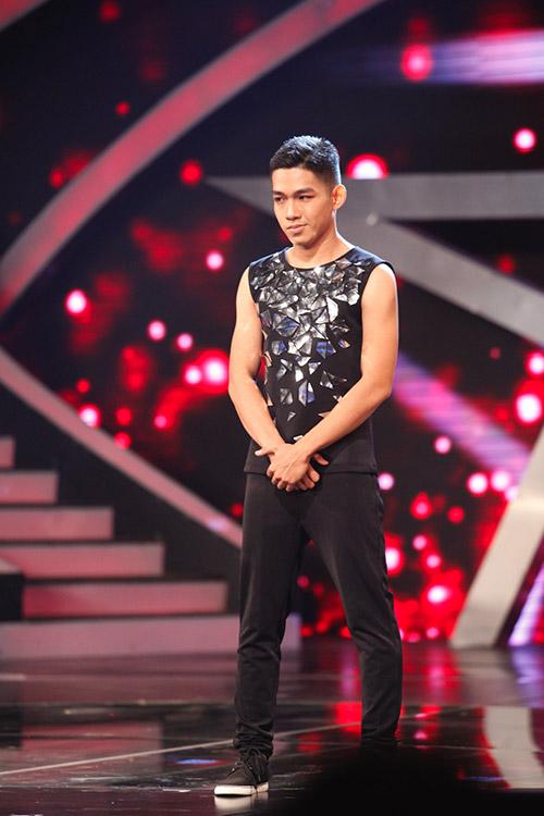 "cau be ""thi mau"" tien thang vao chung ket got talent - 2"