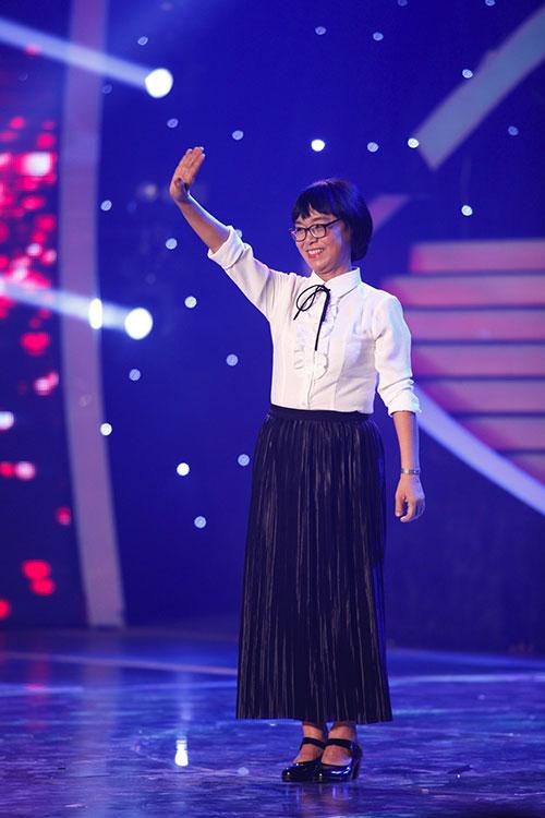 "cau be ""thi mau"" tien thang vao chung ket got talent - 3"