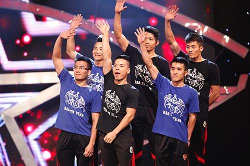 "cau be ""thi mau"" tien thang vao chung ket got talent - 9"