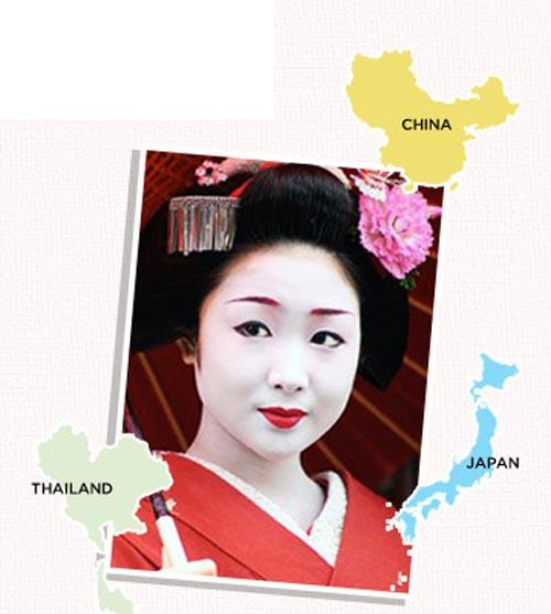 "la: nhung chuan muc lam dep ""ki di"" tren the gioi - 4"