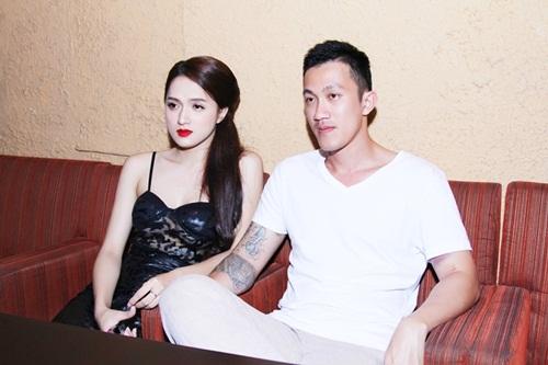 huong giang idol duoc ban trai viet kieu thap tung - 1