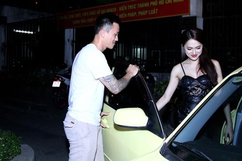 huong giang idol duoc ban trai viet kieu thap tung - 10