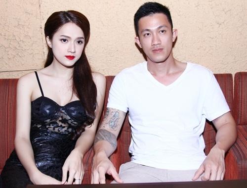 huong giang idol duoc ban trai viet kieu thap tung - 2