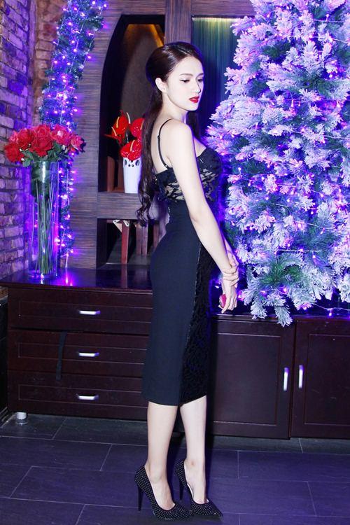 huong giang idol duoc ban trai viet kieu thap tung - 4