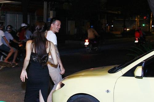 huong giang idol duoc ban trai viet kieu thap tung - 8